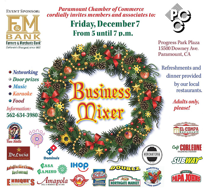 Business Mixer flyer Modified