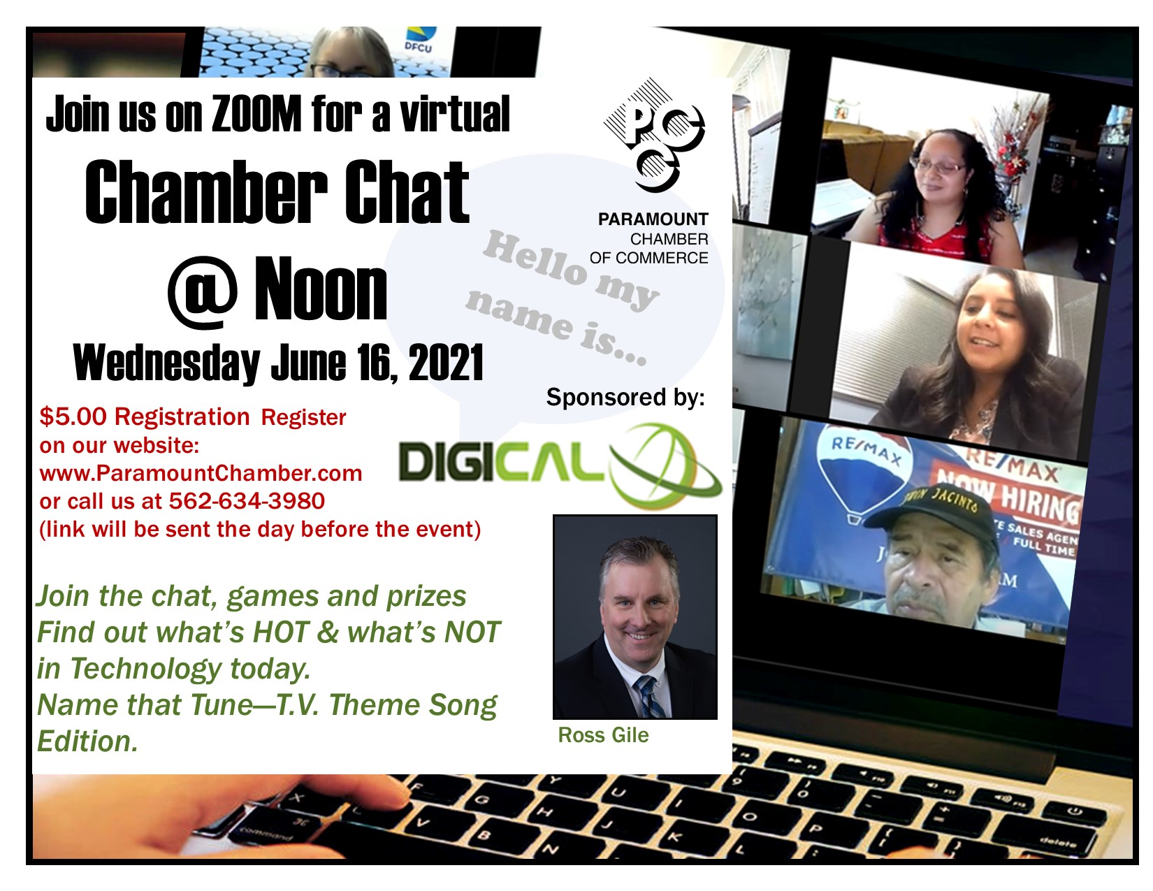 Chamber Chat Lunch June 2021