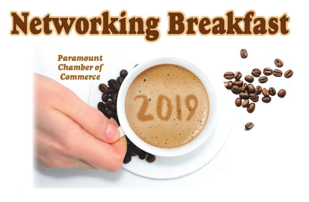 Networking Breakfast banner