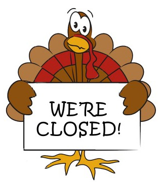 Thanksgiving day closed